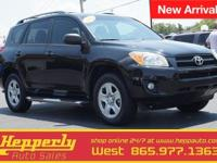 This 2012 Toyota RAV4 in Black features. !!CLEAN