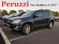 CARFAX One-Owner. Clean CARFAX. Black 2012 Toyota RAV4