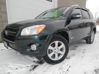 LOADED LOADED RAV4 !!! LIMITED !!! 4X4 !!! NAVIGATION