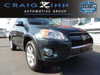 Certified Vehicle! LOW MILES, This 2012 Toyota RAV4