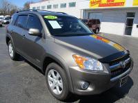 Options:  2012 Toyota Rav4 Awd 4D Wagon