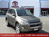 Pyrite Mica 2012 Toyota RAV4 Limited 4WD 5-Speed