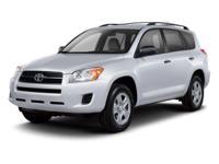 Toyota RAV4 Limited 2012 Silver 8-Way Power Adjustable