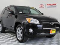 New Price! Recent Arrival! 2012 Toyota RAV4 Limited