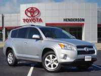 CARFAX One-Owner. Classic Silver Metallic 2012 Toyota