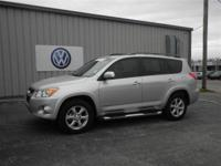 Looking for a clean, well-cared for 2012 Toyota RAV4?