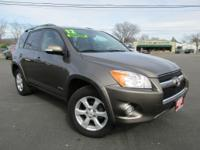 Options:  2012 Toyota Rav4 Limited|2.5L I4 16V|4-Speed