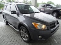 Check out this 2012 Toyota RAV4 Sport. Its Automatic