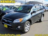 Gorgeous Limited Rav4! This Rav features a 3.5L V6 that