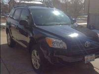 2012 Toyota RAV4 SUV Car is in excellent condition. It