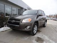 GET 0% APR FOR 60 MONTHS ON THIS CERTIFIED RAV 4. WHILE