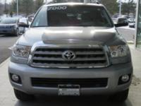2012 Toyota Sequoia Automatic 6-Speed   CARFAX 1 owner