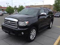 2012 TOYOTA SEQUOIA PLATINUM Our Location is: Lithia