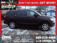 Recent Arrival! 2012 Toyota Sequoia SR5 5.7L CARFAX