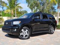 2012 TOYOTA SEQUOIA SR5 RWD 4-DOOR SUV***1