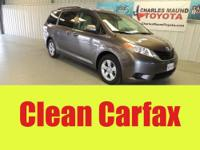 Carfax One Owner, CLEAN CARFAX, Cruise Control, and