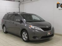 This 2012 Toyota Sienna LE is proudly offered by FOX