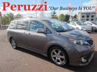 The van you've always wanted! Switch to Peruzzi Toyota!