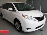 ~~~ 2012 Toyota Sienna ~~~ CARFAX: 1-Owner, Buy Back
