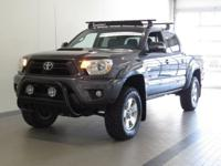2012 Toyota Tacoma V6 4WD 5-Speed Automatic with