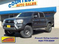 ---ARIZONA RUST-FREE!--58K ACTUAL MILES!---THIS TACOMA