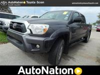 Looking for a clean| well-cared for 2012 Toyota Tacoma?