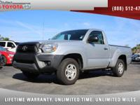2012 Toyota Tacoma Regular Cab, *** 1 FLORIDA OWNER ***