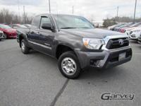 New arrival! 2012 Toyota Tacoma! Still has a lot of