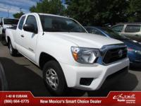 Options:  2012 Toyota Tacoma|4X2 Base 4Dr Access Cab
