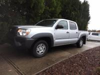 We are excited to offer this 2012 Toyota Tacoma. Your