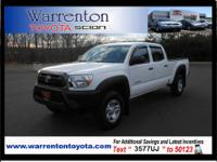 2012 Toyota Tacoma Double Cab 4X4 V6 Our Location is: