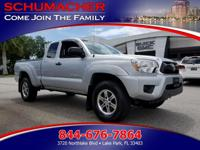 Options:  2012 Toyota Tacoma Sr5| |Active