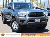 CARFAX One-Owner. Clean CARFAX. 2012 Toyota Tacoma
