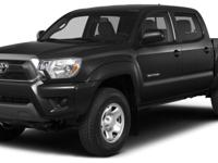 This 2012 Toyota Tacoma 4dr 2WD Double Cab I4 Automatic