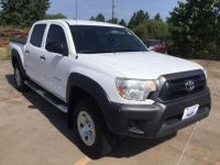 Familiarize yourself with the 2012 Toyota Tacoma! Pure