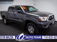 Our spectacular low mileage 2012 Toyota Tacoma Double