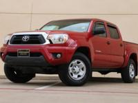 Options:  2012 Toyota Tacoma Prerunner. When You