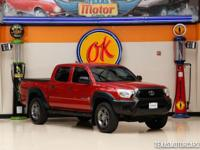 This Clean Carfax 2012 Toyota Tacoma PreRunner is in