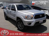 Tacoma PreRunner V6 and 4D Double Cab. The Charles