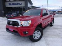 Options:  2012 Toyota Tacoma Base|Red|4Wd.2012 Toyota
