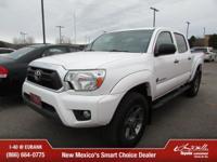 Options:  2012 Toyota Tacoma V6|4X4 V6 4Dr Double Cab