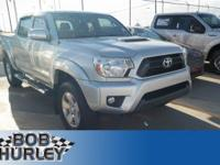 Toyota Tacoma Silver 4WDRecent Arrival! Odometer is