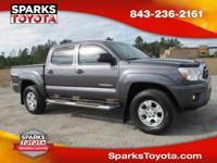One owner CARFAX * TRD Off Road * Leather seats * All