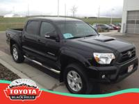 This outstanding example of a 2012 Toyota Tacoma  is