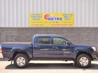 2012 Toyota Tacoma Base V6 Double Cab!!!  In Nautical