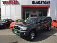GOOD CARFAX!  JUST ARRIVED 2012 TACOMA DOUBLE CAB 4X4