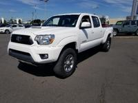 Tacoma trim. CARFAX 1-Owner, GREAT MILES 55,394! FUEL