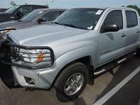 Recent Arrival! 2012 Toyota Tacoma V64WD, 17 x 7.5J+30