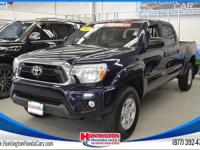 4WD. CARFAX One-Owner. Clean CARFAX. 2012 Toyota Tacoma
