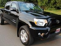 CARFAX One-Owner. Clean CARFAX. Black 2012 Toyota